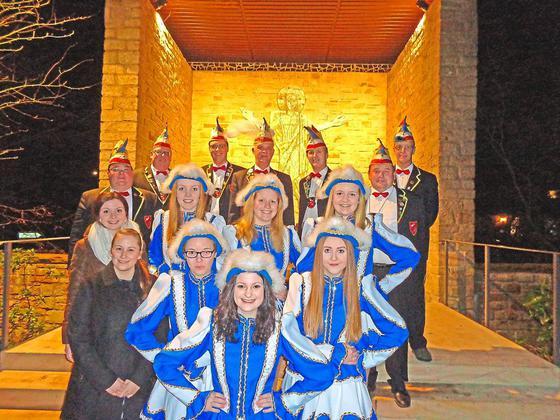Büttnachmittag und Winterfest Richtig närrisch feiern in Eggerode