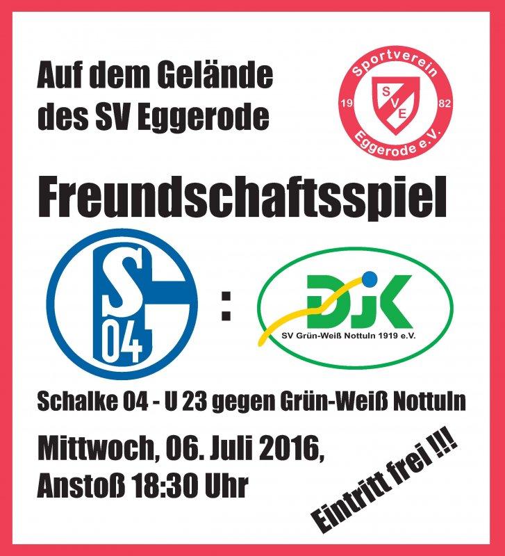 FC Schalke 04 – GW Nottuln